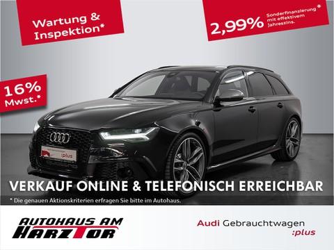 Audi RS6 4.0 TFSI quattro Avant performance Panodach