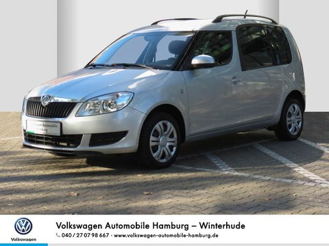 Skoda Roomster 1.2 Ambition Plus Edition