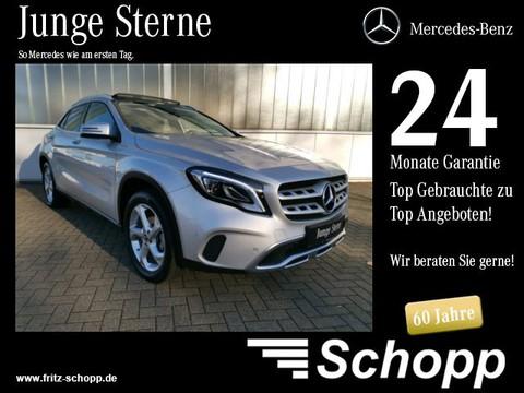 Mercedes-Benz GLA 180 URBAN D OFFROAD