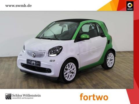 smart ForTwo electric drive Ledersitze