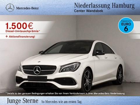 Mercedes CLA 180 Cp d AMG Line