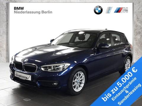 BMW 118 i EU6d