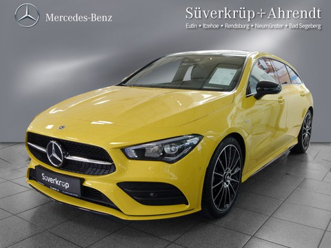 Mercedes-Benz CLA 200 d SB AMG Night Editon2020PanoD 19
