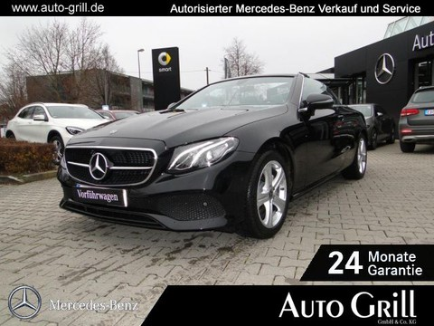Mercedes-Benz E 200 Cabrio Avantgarde Night