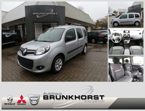 Renault Kangoo Blue dci 95 Limited Deluxe-Paket
