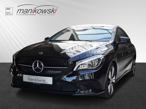 Mercedes-Benz CLA 220 d Shooting Brake Night