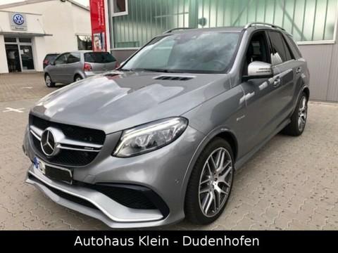 Mercedes-Benz GLE 63 AMG GLE Klasse