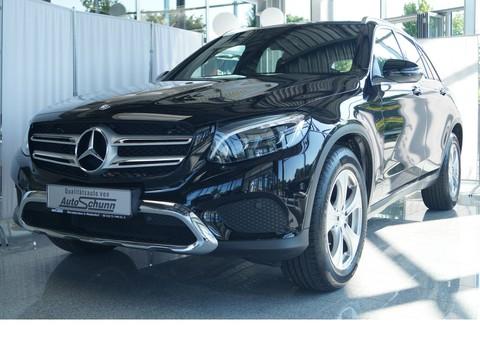 Mercedes-Benz GLC 250 LUXURY----MBUX