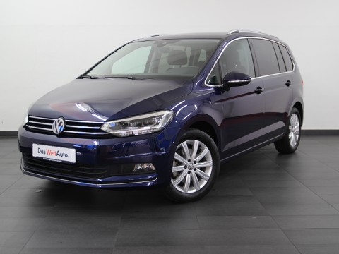 Volkswagen Touran 1.9 Highline STH