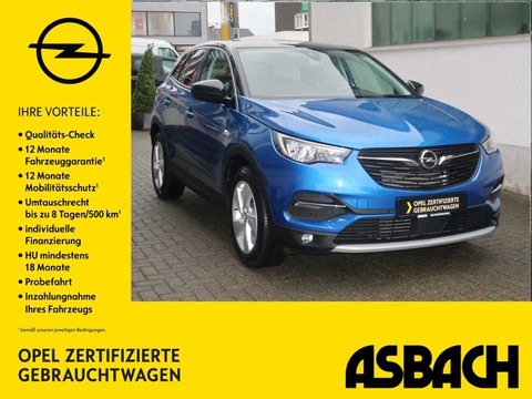 Opel Grandland X 120 Jahre