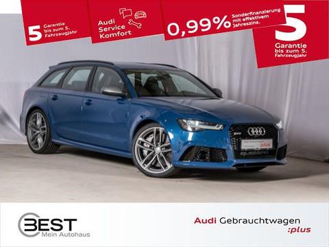 Audi RS6 4.0 TFSI quattro Avant Dynamik plus