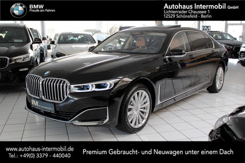 BMW 750 Li xDrive N Mod Sky Parken Fond-Entertain
