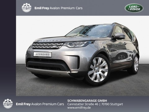 Land Rover Discovery 3.0 Sd6 HSE