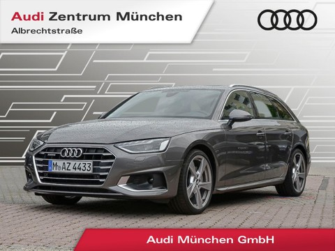 Audi A4 Avant advanced 40 TDI qu plus Assistenz