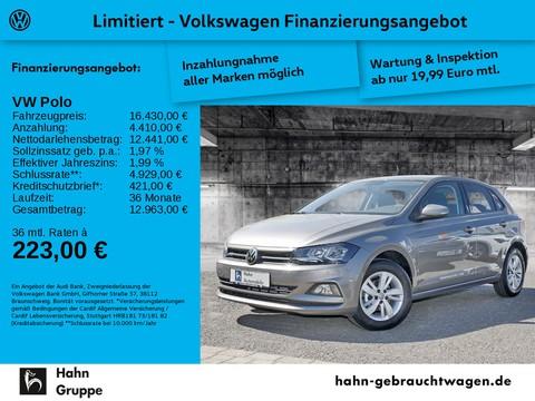 Volkswagen Polo 1.0 TSI AppConnect
