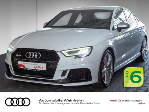 Audi RS3 2.5 TFSI qu Limousine Automatik