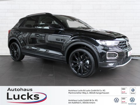Volkswagen T-Roc 1.5 TSI Sport Black