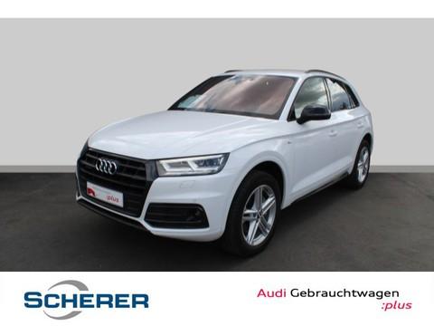 Audi Q5 2.0 TDI S line quat