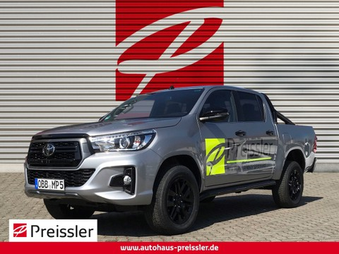 Toyota Hilux HiLux Double Cab Exe