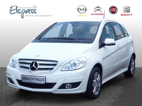 Mercedes B 160 undefined