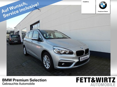 BMW 216 Gran Tourer Advantage