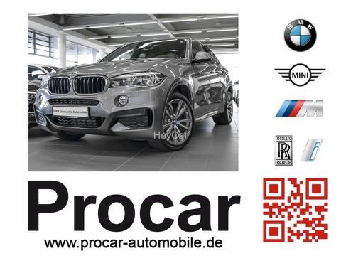 BMW X6 xDrive30d M Sportpaket H K Glsd