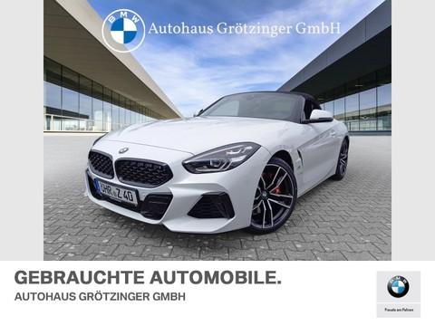 BMW Z4 M 40i HK HiFi Komfortzg