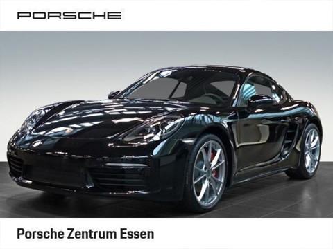Porsche Cayman 718 S Vorb