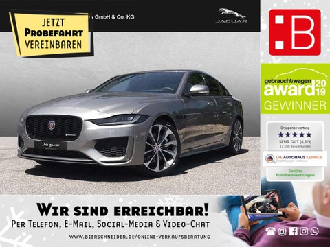 Jaguar XE D180 R-Dynamic HSE 405 - PERFORMANCE LEASING 48 MONATE 10000 KM OHNE ANZAHLUNG