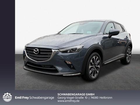Mazda CX-3 121 FWD Selection 89ürig