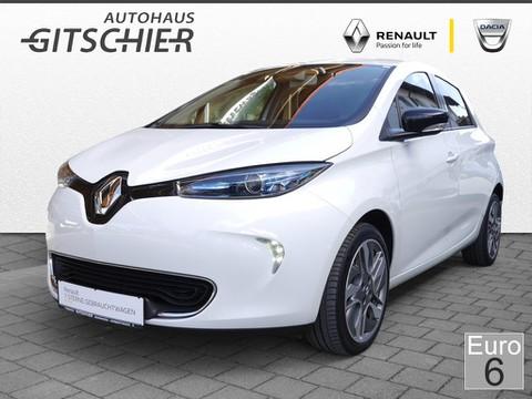 Renault ZOE Intens zgl Batteriemiete
