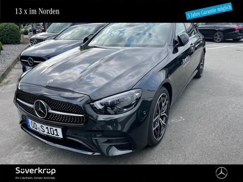 Mercedes-Benz E 220 d AMG NIGHT MBUX