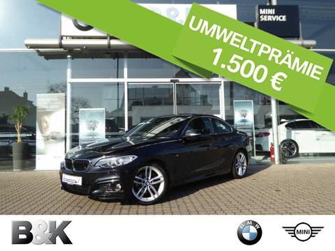 BMW 225 d Coupé M Sportpaket Pro HiFi