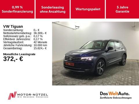 Volkswagen Tiguan 2.0 TDI HL 5JG 18
