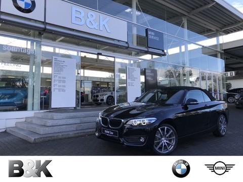 BMW 218 i