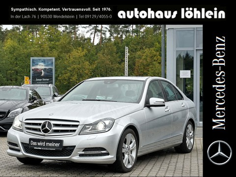Mercedes-Benz C 350 BE BLACK-WEEK BIS ZU Elegance