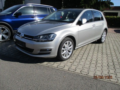 Volkswagen Golf 2.0 TDI VII Highline