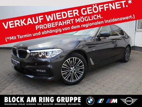 BMW 520 d Limousine Lines Prof GSD