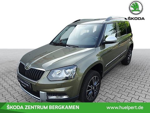 Skoda Yeti TDI Outdoor