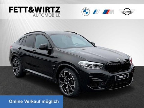 BMW X4 M Competition H K