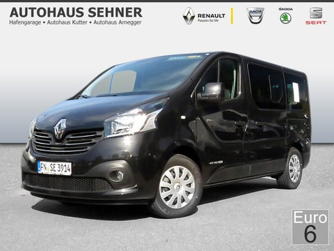 Renault Trafic 2.9 Combi Energy dCi 145 Expression t