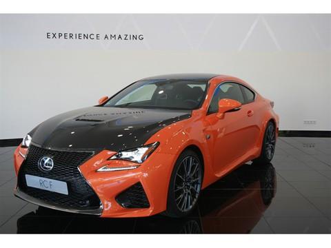 Lexus RC F Carbon Ausstattung