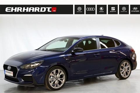 Hyundai i30 Fastback (2018 ->)