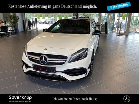Mercedes-Benz A 45 AMG Harman Designo