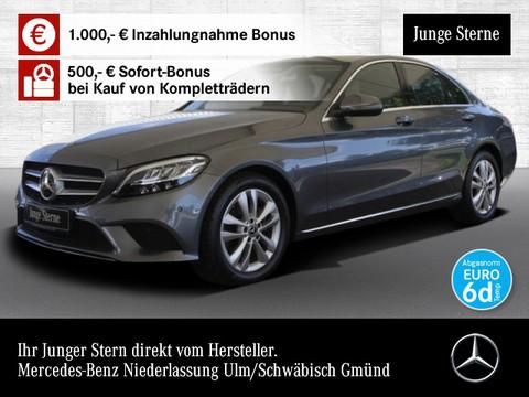 Mercedes-Benz C 180 Avantgarde Spurhalt SpurPak