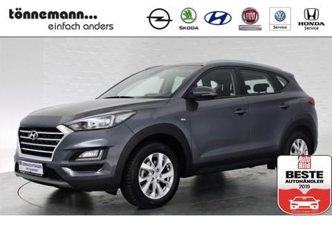 Hyundai Tucson TREND SITZ MÜDIGKEITSERKENNUNG VERKEHRSZEICHENERKENNUNG