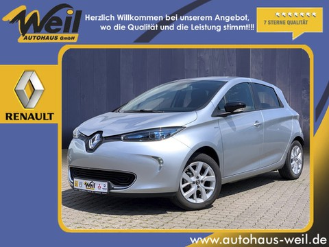 Renault ZOE LIFE Batteriemiete LIMITED Paket