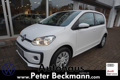 Volkswagen up 1.0 MOVE CONNECT PACK PLUS