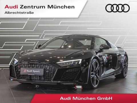 Audi R8 Coupe V10 performance qu