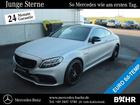 Mercedes-Benz C 63 AMG S Coupé Night DriversPackage